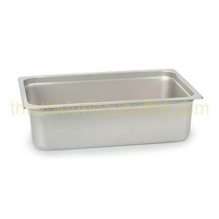 Khay gn 1/1 inox 304 cao 150 mm 711304-150
