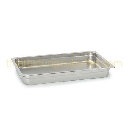 Khay gn 1/1 inox 304 cao 65 mm 711304-65