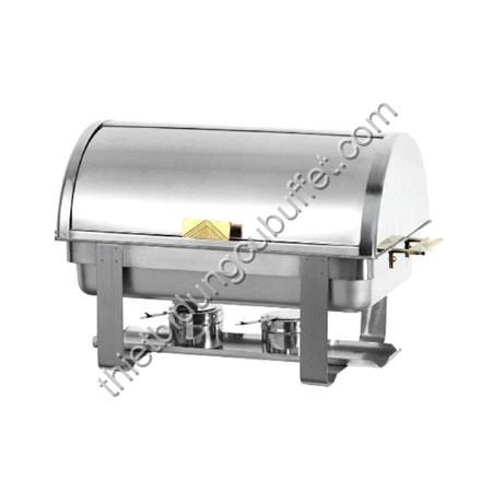 Nồi hâm nóng buffet chữ nhật giá rẻ AT721R61-2