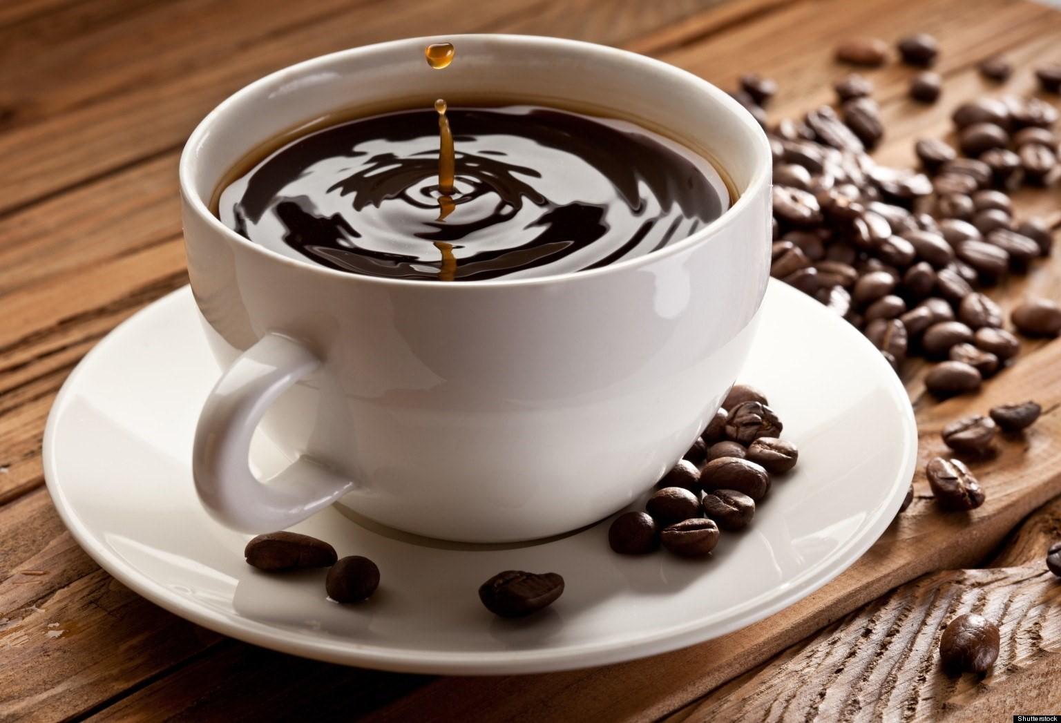 Hình hạt cà phê