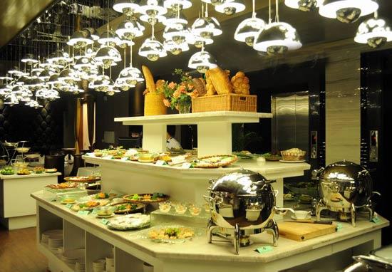8 bước cần chuẩn bị trước khi khai trương nhà hàng buffet