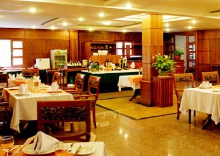 Cách trang trí nhà hàng buffet đẻ thu hút khách