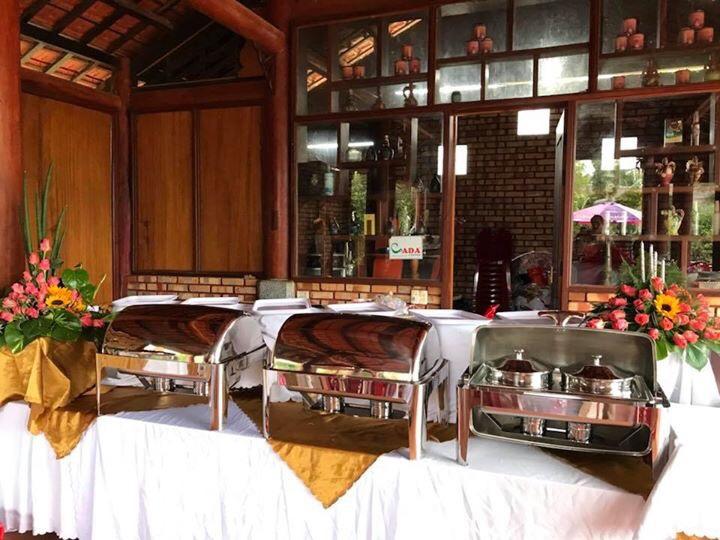 Tiệc buffet gồm những món gì, thực đơn tiệc buffet?