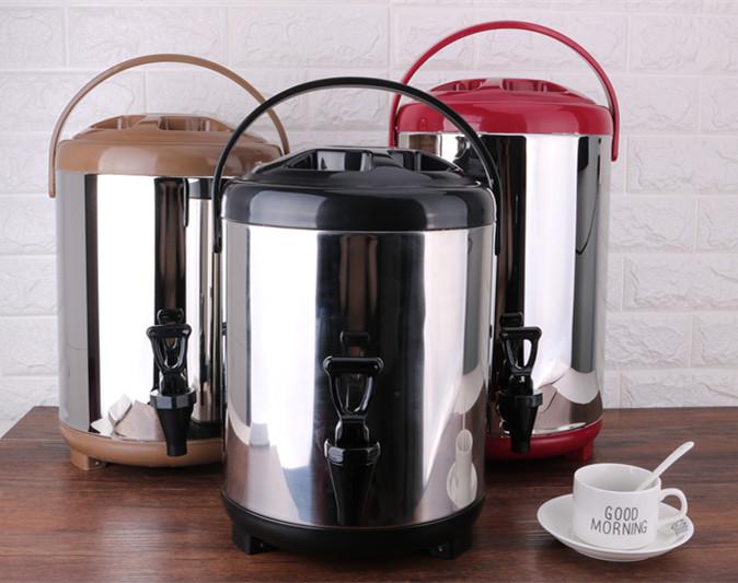 Mô tả về bình ủ trà sữa