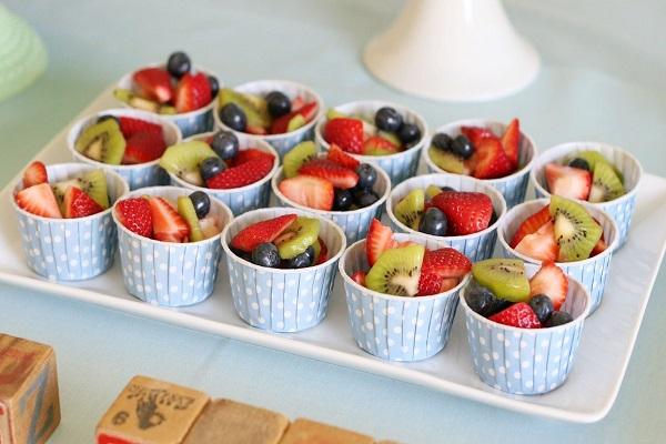hoa quả dầm